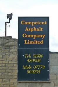 Competent Asphalt